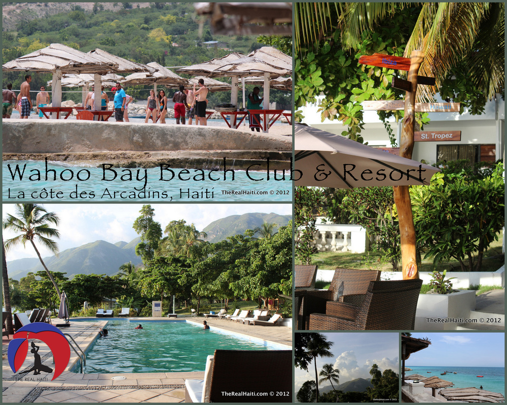 Wahoo Bay Beach Club And Resort In Haiti Modern Hotel Party Family