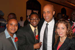 the real haiti with former haiti president michel martelly