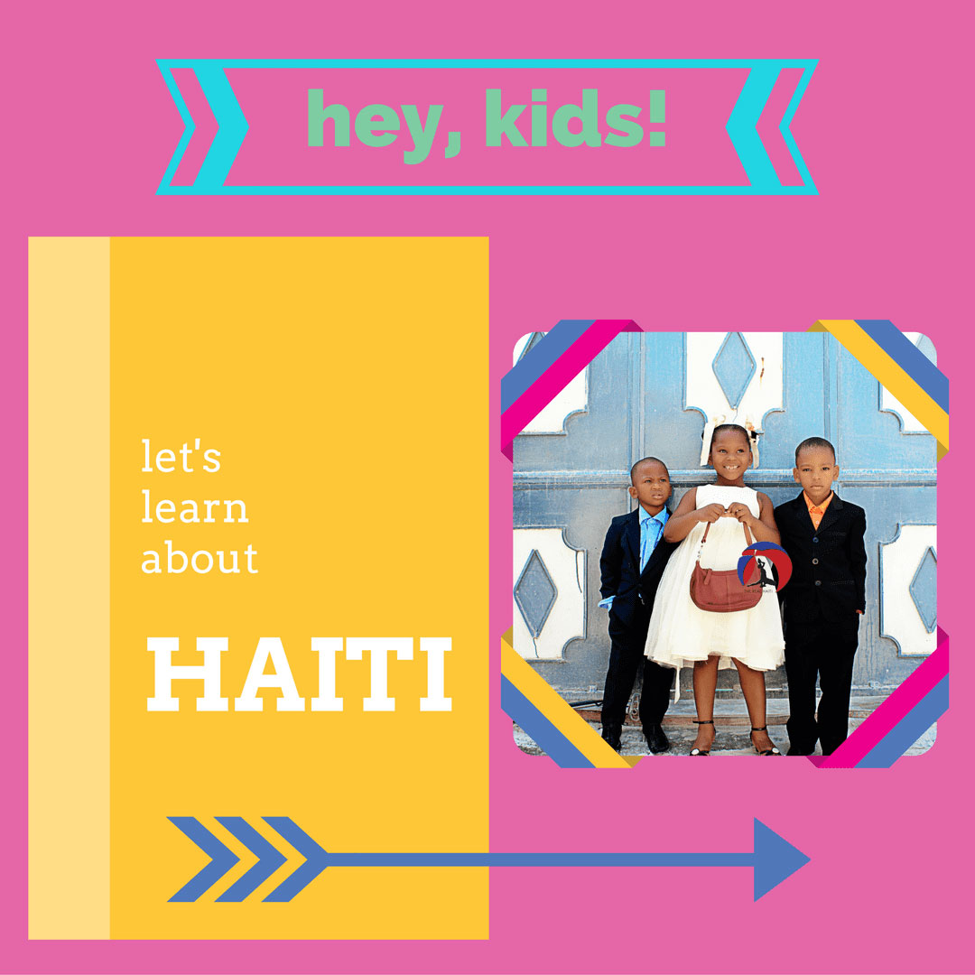 website about haitian culture for kids, teaching diversity, multicultural learning, teachers guide, learning creole, teaching about haiti